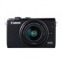 Canon EOS M100 BK M15-45 S+M22
