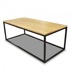 Elan Coffee Table MDF Oak...