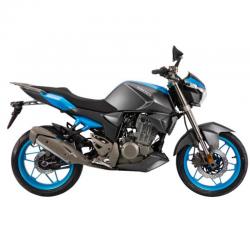 Zontes R250 250cc Blue Motorbike