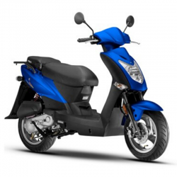 Kymco Agility 50 Blue Scooter