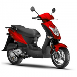 Kymco Agility 50 Red Scooter