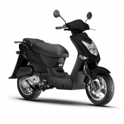 Kymco Agility 50 Black Scooter