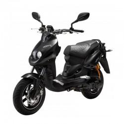 PGO PMX-Naked 50cc Black...
