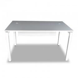 Clea Desk Melamine Modesty panel