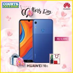 Huawei Y6s Black & Premium...