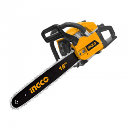 Ingco Gcs45185 Gasoline Chain Saw