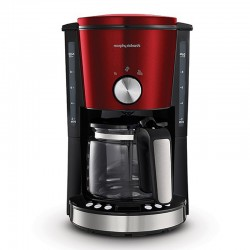 Morphy Richards 162522 Evoke Red Filter Coffee