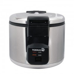 """Tornado TRS60 6L Commercial Jar Rice Cooker """"O"""""""