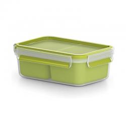 Tefal K3100512 1L Masterseal Plastic ToGo Snackbox