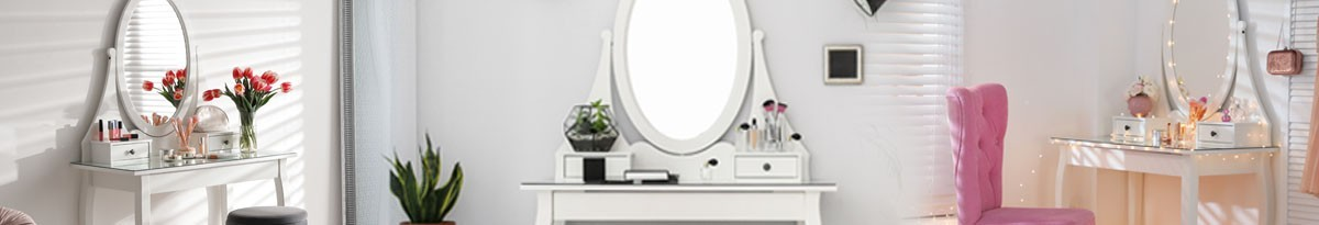 Dressing Tables & Pouf