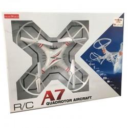 Quadrotor A7 Aircraft+Cam