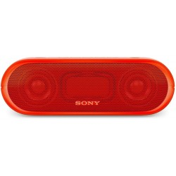 Sony SRS-XB20/RC Speaker Red