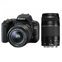Canon EOS 200D Double Zoom...