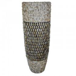 Vase Ceramic 44x44x120 cm