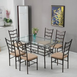 Princy Table and 6 Chairs...