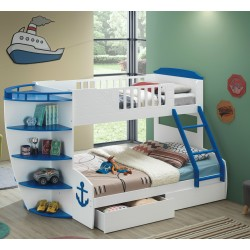 Harby Bunk Bed 90x140x190...