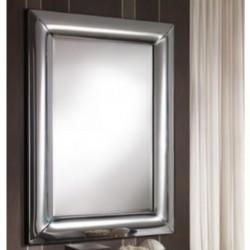 Wall Mirror In MDF+Silver...