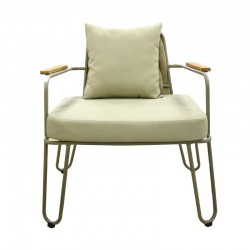 Shine Patio Single Sofa