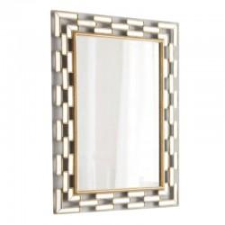 Wall Mirror In MDF Silver...