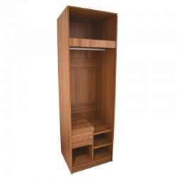 Kallax Walk In Closet Grey Oak