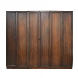 Kansas Wardrobe 6 Doors...