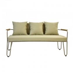 Shine Patio 2 Seater Sofa