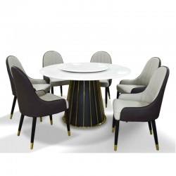 Narvik Table and 6 Chairs...