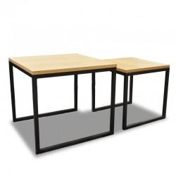 Kazi Set Of 2 Coffee Table...